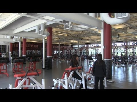University of Utah football training facility megatour