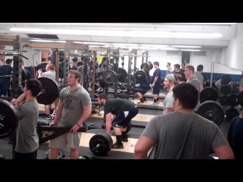 Hardrocker Football 2014 Off-Season Workouts