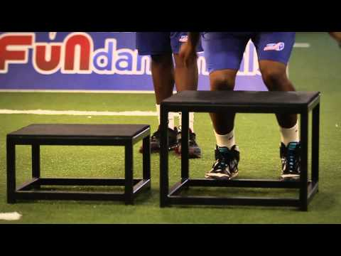 Strength and Conditioning : Box Jump