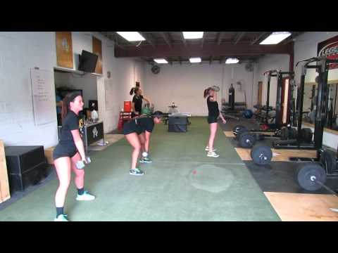 Volleyball Dynamic Lower