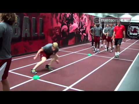 Gamecock Men's Soccer All-Access: Winter Conditioning