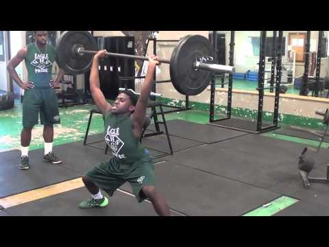 NHS 2014 Basketball Strength and Conditioning Workouts