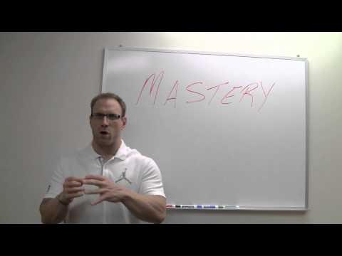 What is 'Mastery' in Sport Movement?