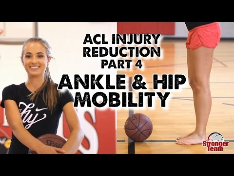 ACL Injury Reduction for Female Athletes Part 4 - Mobility (w/ Rachel DeMita)