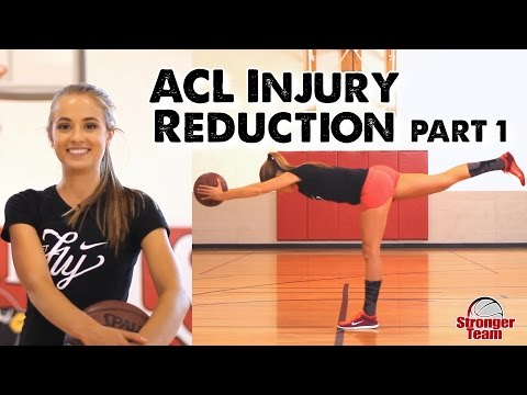 ACL Injury Reduction for Female Athletes Part 1 - Strength (w/ Rachel DeMita)
