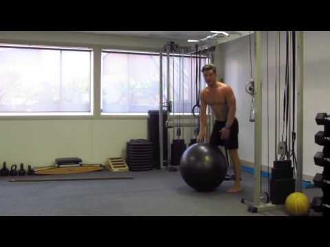 Surfing Exercises - Core Training for Surfers