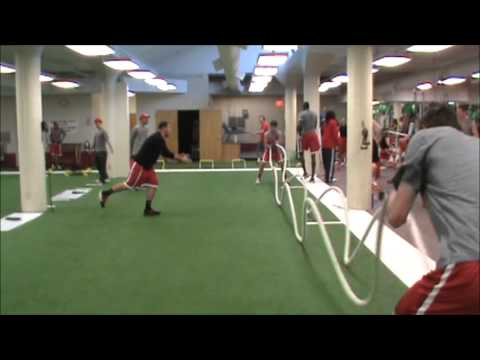Boston University Men's Basketball Pre-Season Strength & Conditioning 2014