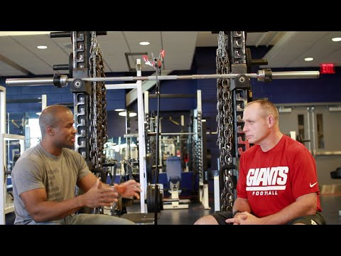How to become a strength coach - Interview w/ NFL Strength Coach Jerry Palmieri