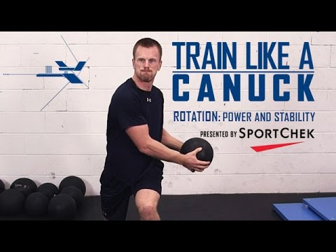 Power and Stability - Train Like A Canuck