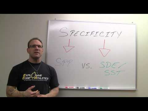 Specificity in Training: Understanding SPP vs. SDE