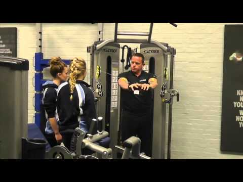 Launch of New Strength and Conditioning Facility