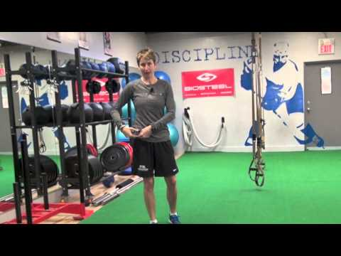 Hip Rotator Cuff with Hockey Strength Coach Maria Mountain