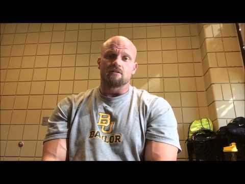 Keith Caton, Baylor Football Strength Coach on Successful Mindset