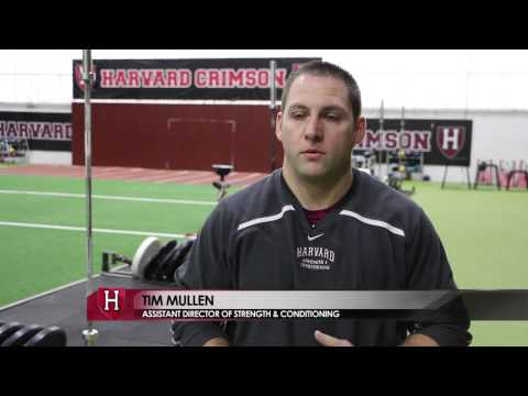 Harvard Men's Swimming & Diving: Strength & Conditioning