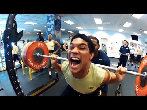 Pitt Football Strength and Conditioning | PittLiveWire
