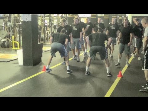 Lindenwood Baseball Strength and Conditioning Fall 2014