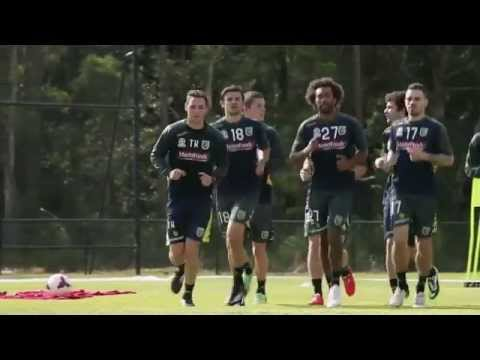 Keeping Healthy with the Central Coast Mariners