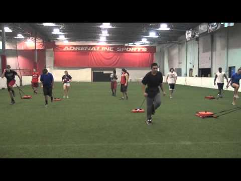 Coon Rapids High School Winter Strength & Conditioning