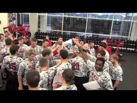 WKU Baseball Training Montage 2014