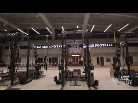 Texas A&M Football Facilities