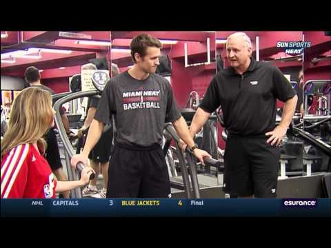 Miami Heat's Strength and Conditioning Program Overview