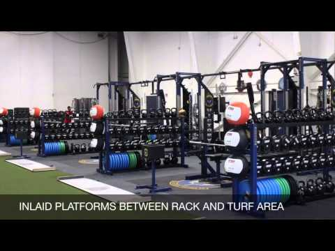 New 26th Special Tactics Squadron Workout Facility