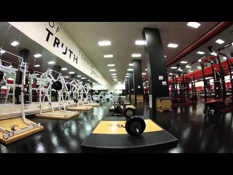 The University of Cincinnati Weight Room