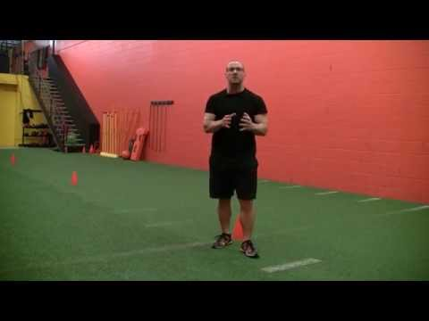 Turning the 'Pro-Agility' into an actual Agility Drill