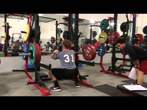 Seattle University Baseball Offseason Highlights 2014