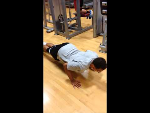 Dubai Tribe Basketball Strength and Conditioning 2015