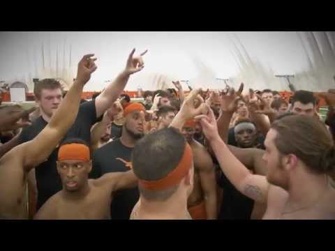 Longhorns Football Winter Workout Jam