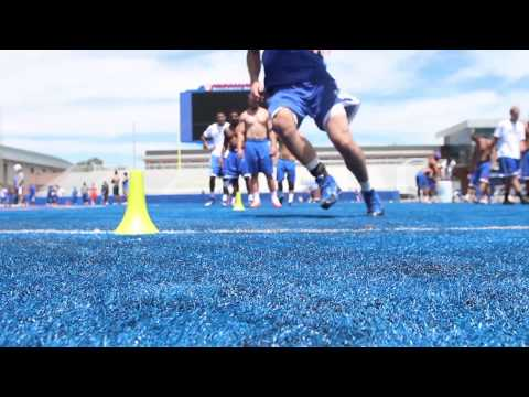 Jeff Pitman - Head Strength and Conditioning Coach at Boise State