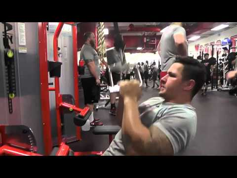 2015 Youngstown State Football - Summer Conditioning