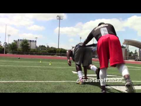 2015 Training Camp w/ San Diego Chargers Damion Square