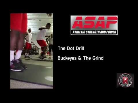ASAP at Ohio State Football: THE GRIND: footwork
