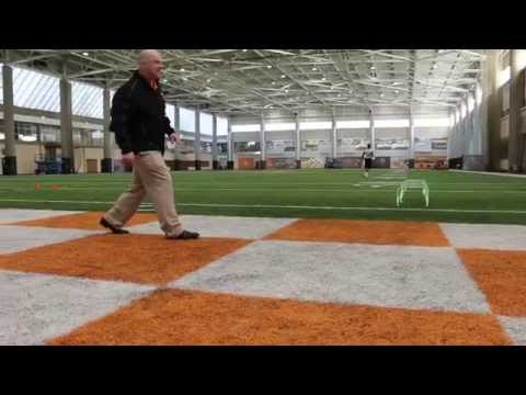 ASAP at Tennessee Vols: Coach Dave Lawson SPEED DRILLS