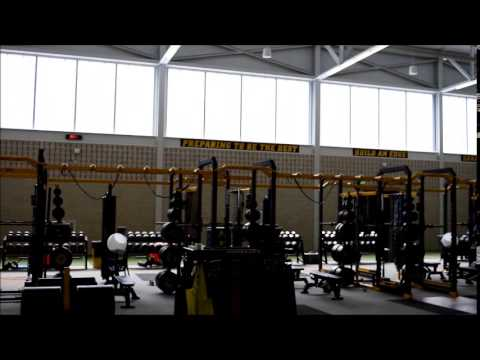Iowa strength and conditioning coach Chris Doyle 8/25/2015