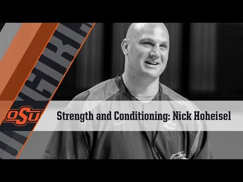 2016.Oklahoma State Cowgirl Basketball. Strength & Conditioning. Nick Hoheisel