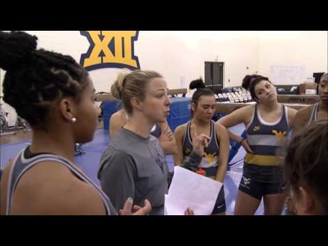 West Virginia Univ 2016 Gymnastics: Strength & Conditioning