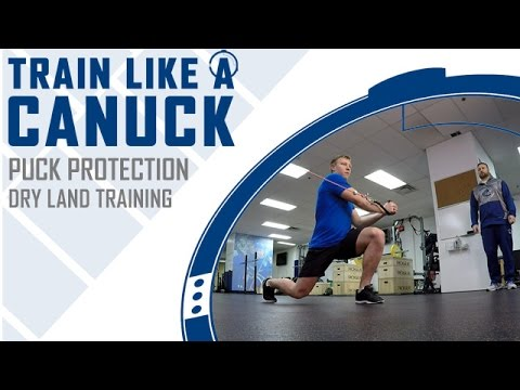 How to Increase On-Ice Stability - Train Like A Canuck