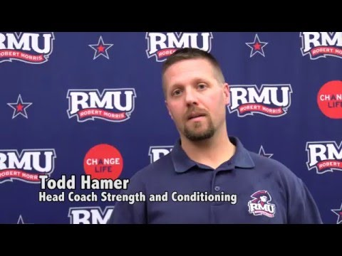 RMU - Strength and Conditioning Conference - 2015