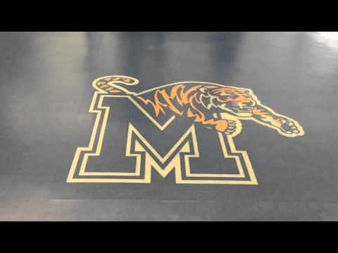 Memphis Tigers Football Strength & Conditioning Facility