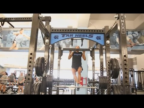 UNC Field Hockey: Workout Warrior Wold Paces Tar Heels