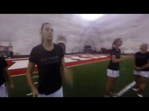 Rutgers Women's Lacrosse Speed School