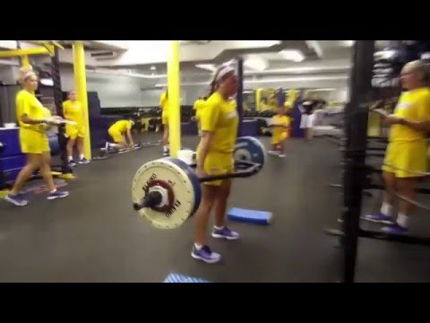 Marquette University - Women's Lacrosse Sports Performance - Fall 2015/2016