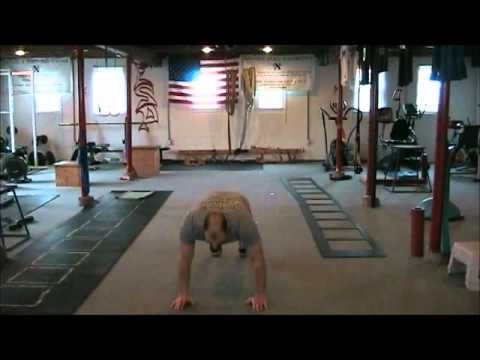 Ultimate Power push-up
