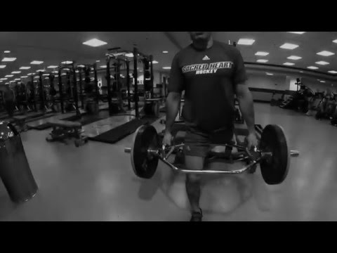 SHU HOCKEY Strength and Conditioning Video