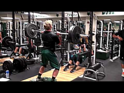 Binghamton Baseball 2015-16 Offseason Training