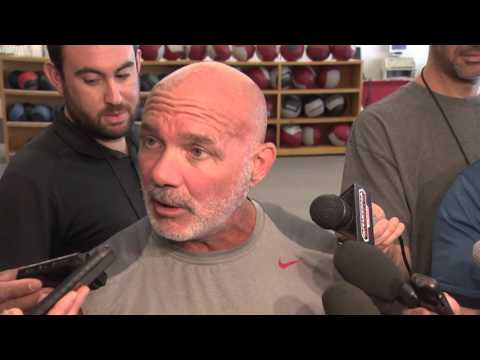 Arizona Cardinals Buddy Morris Talks Changes in Athletic Training