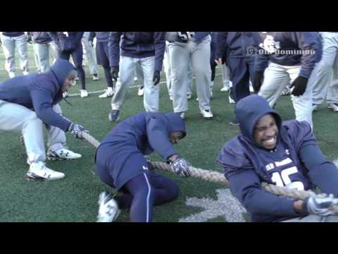 2016 ODU Football: Winter Workouts Week 5-6